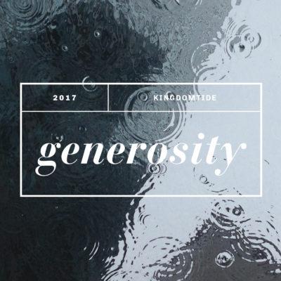 Generosity 2017
