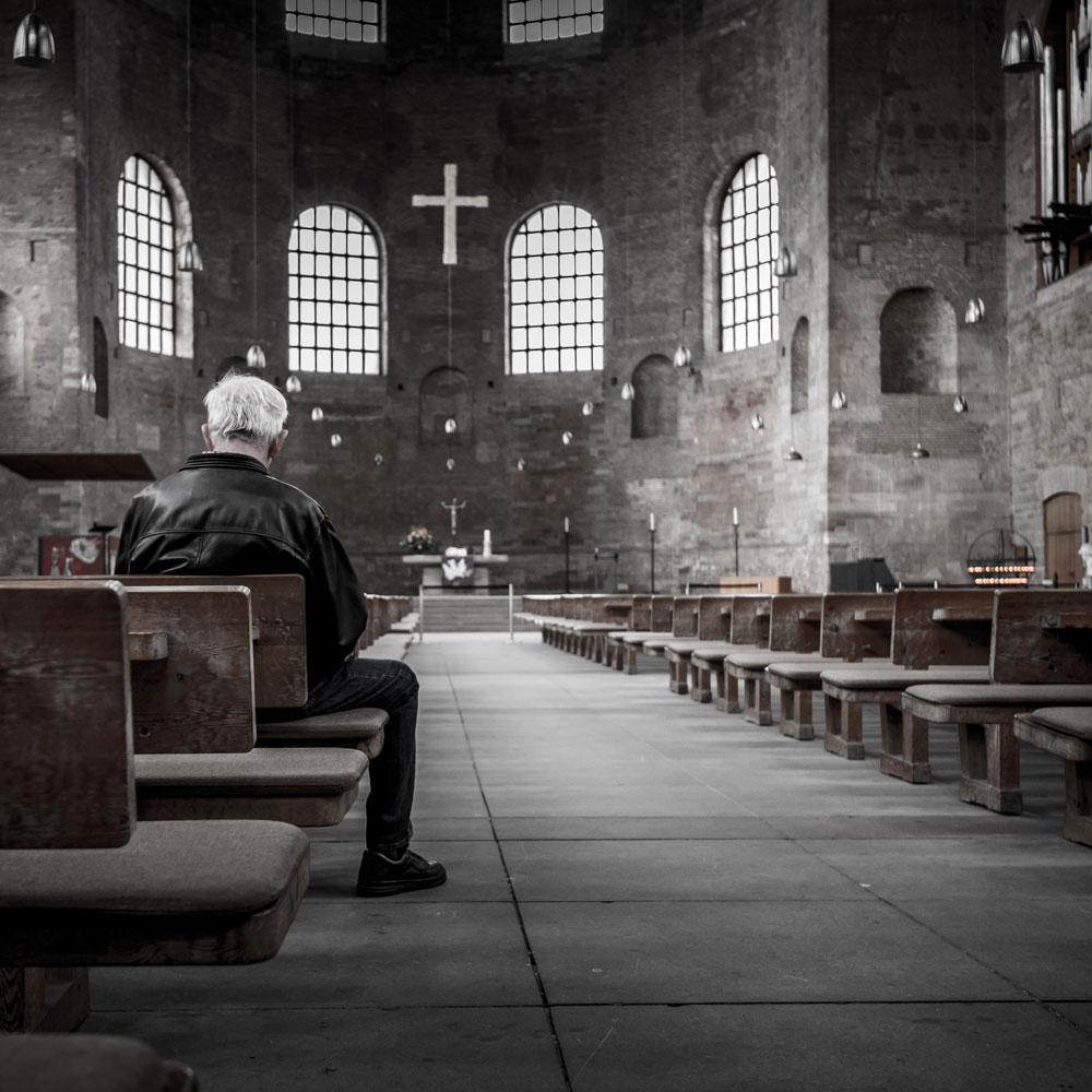 Prayer of Lament & Confession