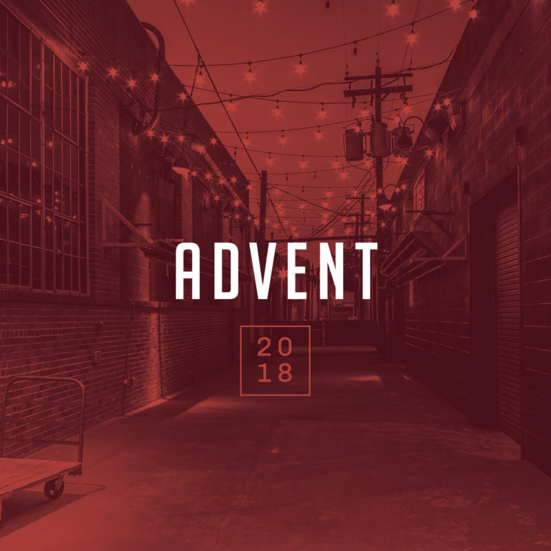 Advent, Longing for Light, & God With Us