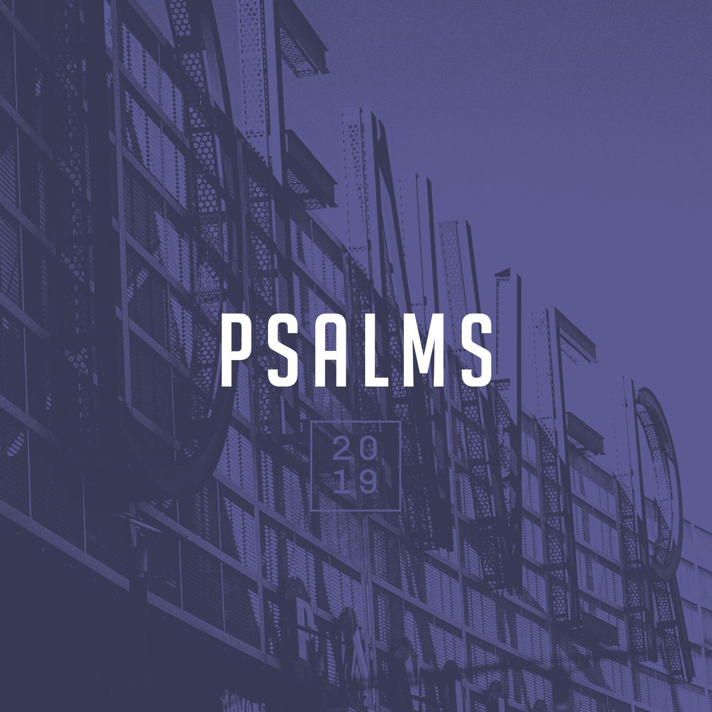 PSALMS 2019