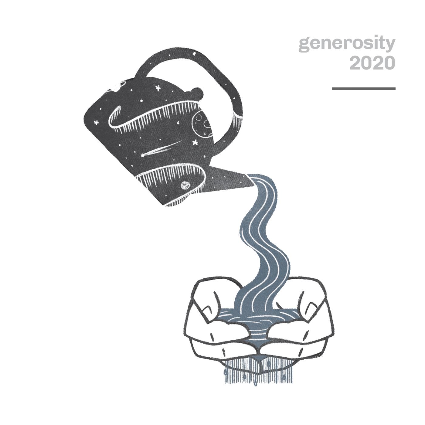 Generosity |  2020